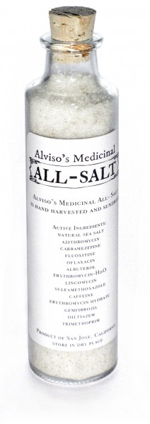 Alviso's All-Salt